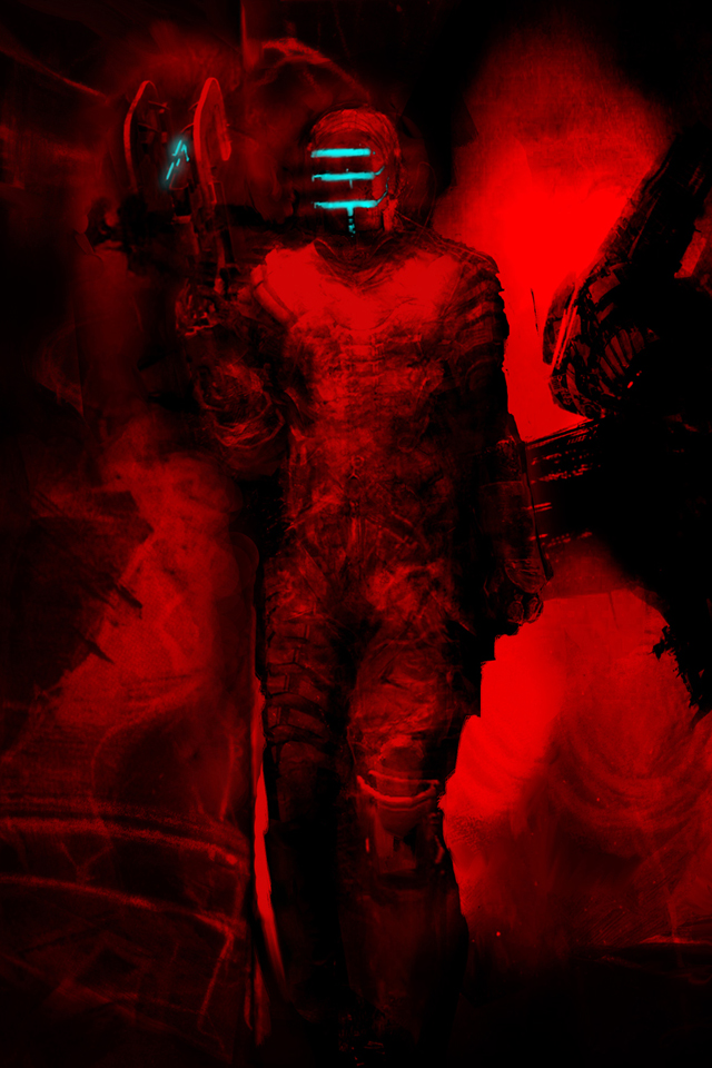 Dead Space 2 Video Game wallpaper iPhone Wallpapers 640x960