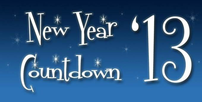 New Year Countdown Clocks Wallpapers HD Wallpapers Backgrounds 680x344