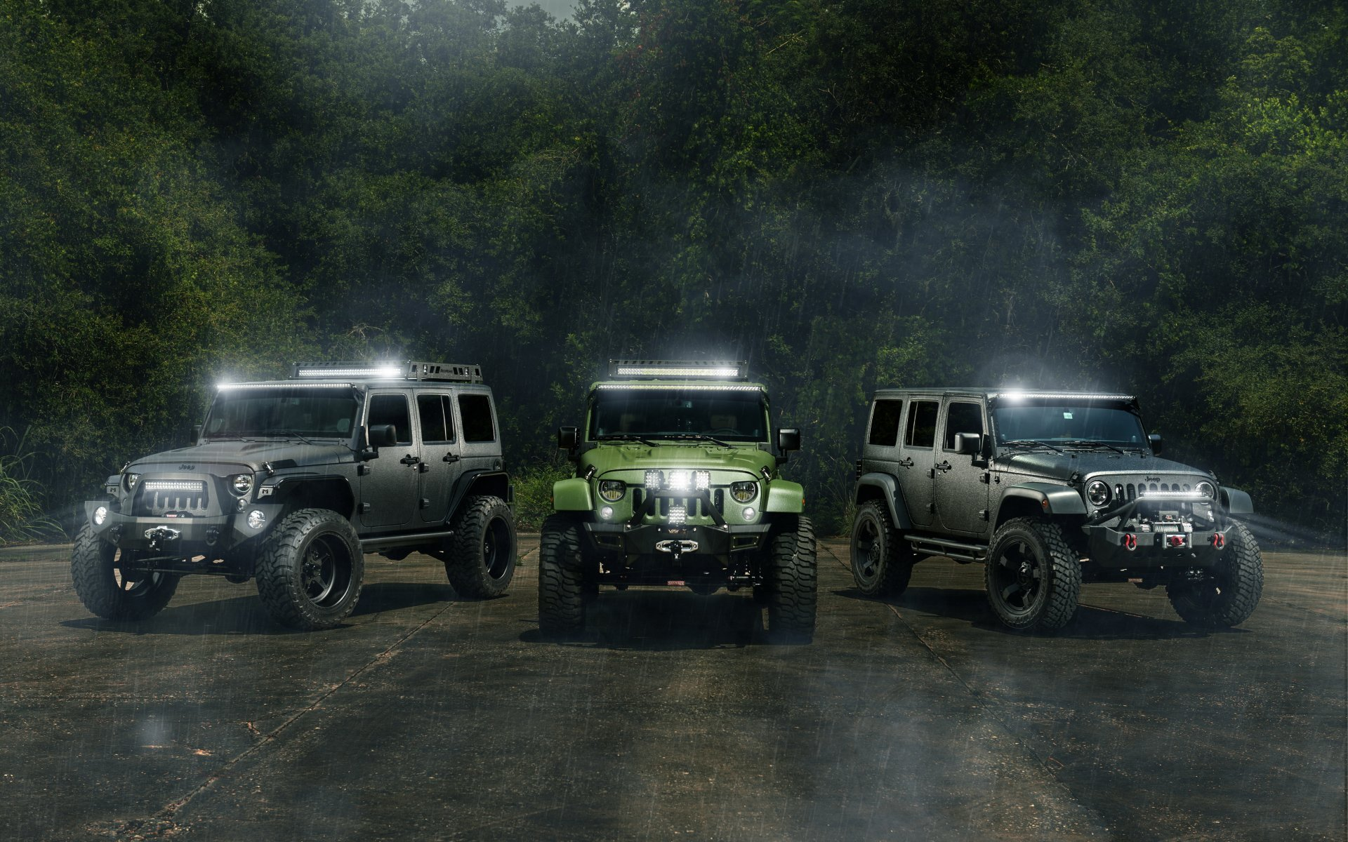 Jeep Wrangler Wallpapers on WallpaperSafari