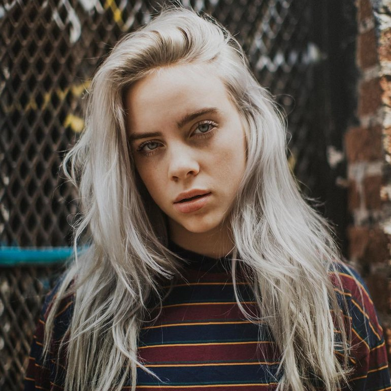 Billie Eilish Wallpapers 770x770