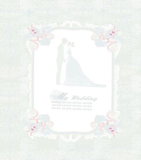 Creative Wedding Backgrounds Design Wedding Card Background 464x527