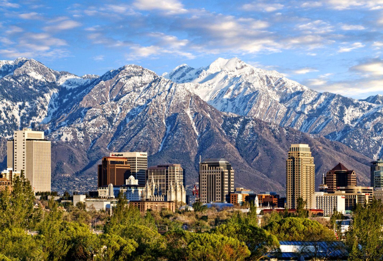 SV36SIG Wallpaper Salt Lake City Utah