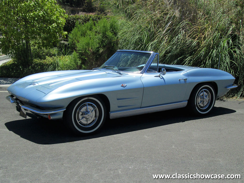 1963 Chevrolet Corvette Stingray Roadster Picture HD Walls Find 1024x768