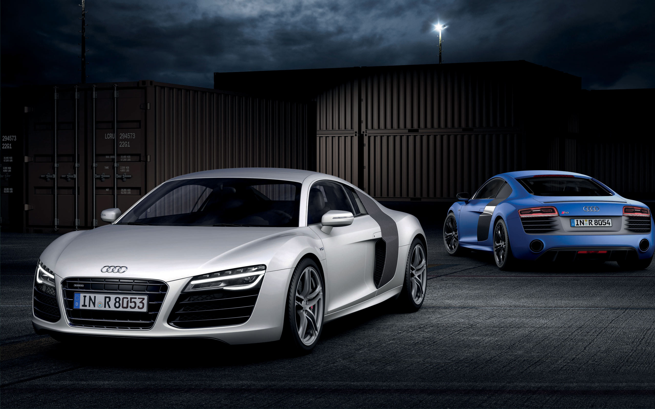 2013 Audi R8 V10 plus 10 Wallpaper 2560x1600