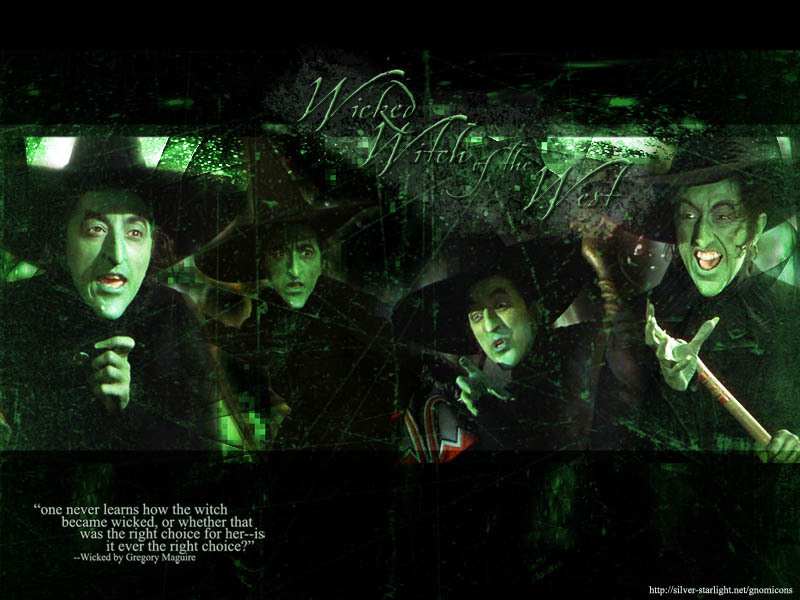 Images of the wicked witch of the west   The Wizard of Oz Wallpaper 800x600