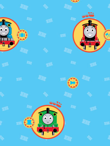 brand new wallpaper 649 TO 649 Thomas the 375x500