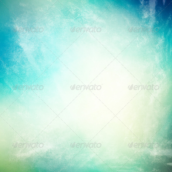 Grunge Background in Blue and Beige Color   Industrial Grunge 590x590
