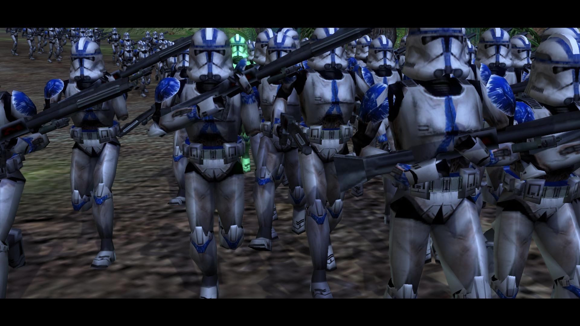Best 52 501st Clone Trooper Wallpaper on HipWallpaper Star Wars 1920x1080