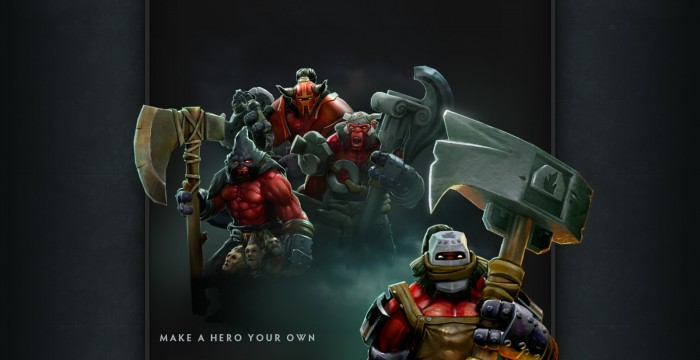 To View this DotA 2 Wallpaper Click the Image to Zoom 700x360