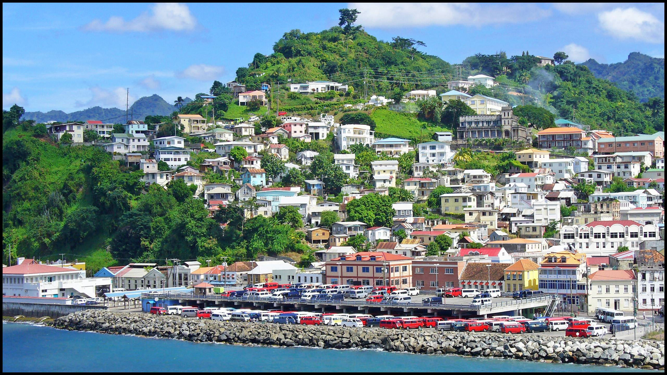 Grenada Wallpapers 2560x1440