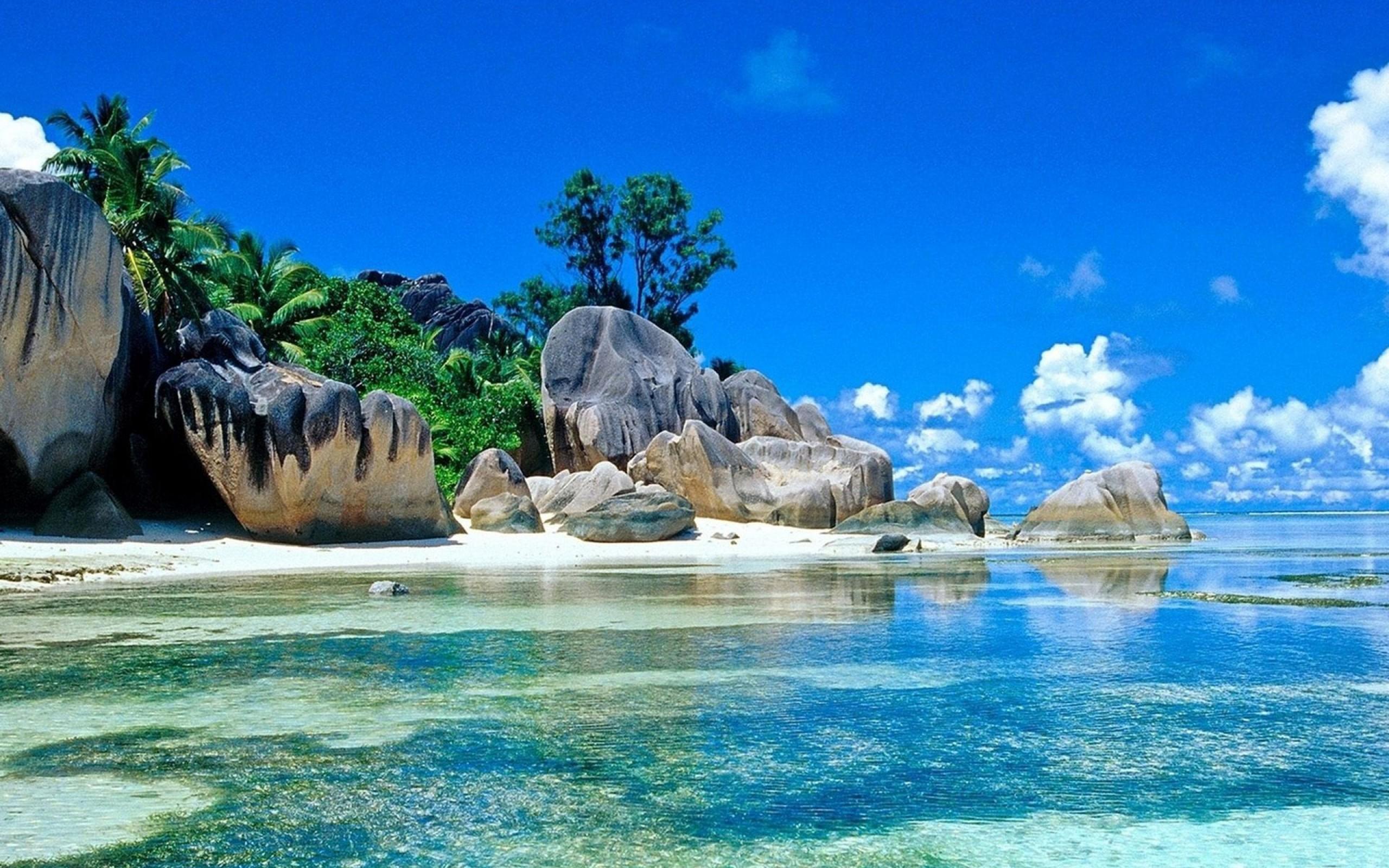 Seychelles Islands wallpaper 2560x1600 103737 WallpaperUP 2560x1600