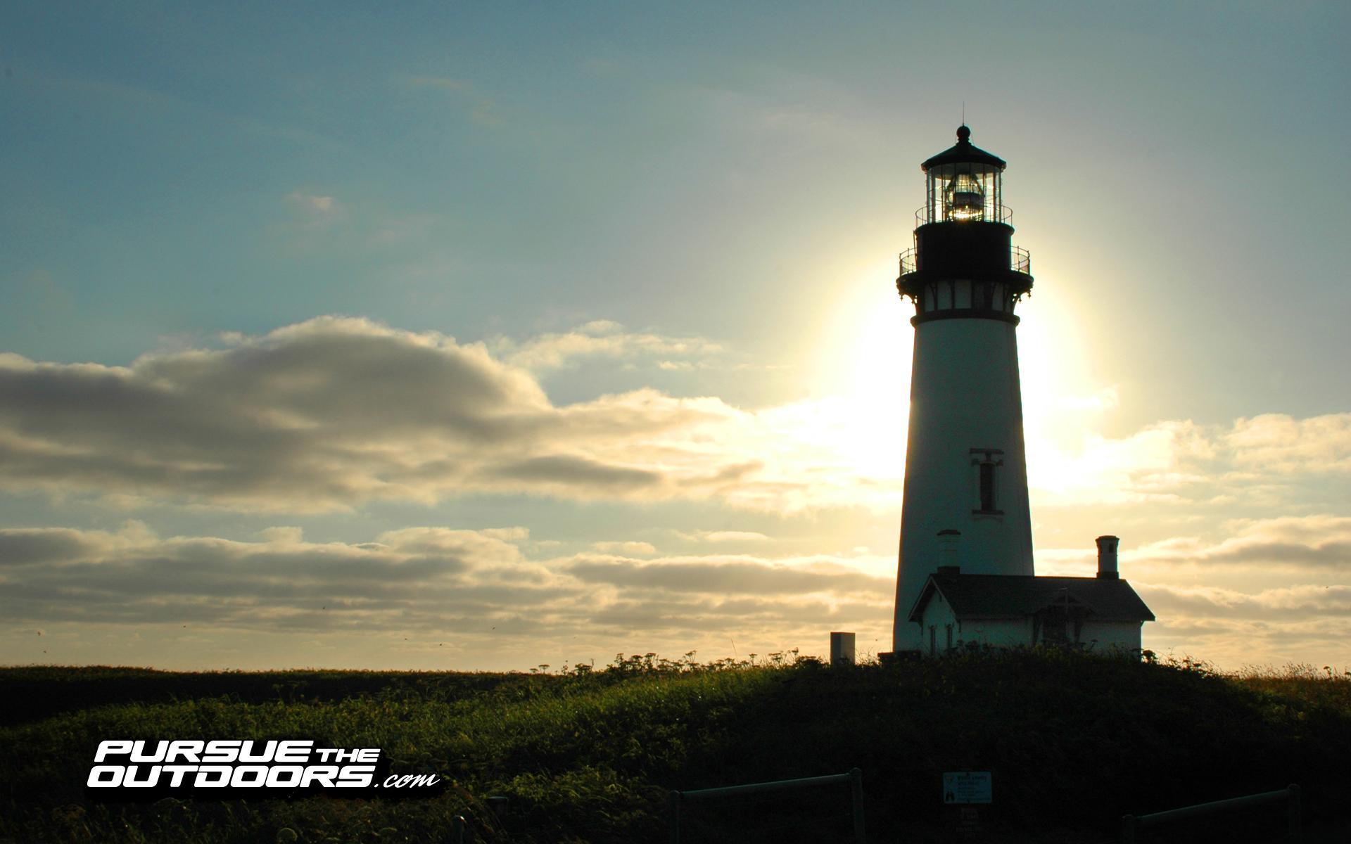 Lighthouse HD Wallpaper - WallpaperSafari