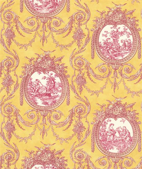 CH181607 Chatsworth Wallpaper Book by Imperial TotalWallcovering 480x572