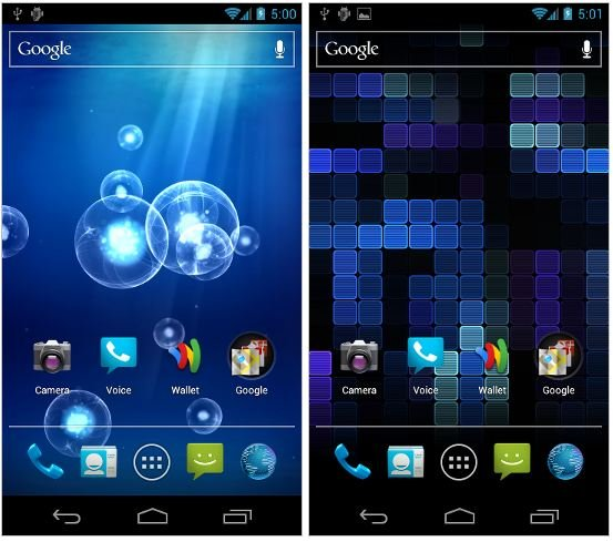 Samsung Galaxy S3 Goodies Leaked    Ringtones Live Wallpapers More 553x489