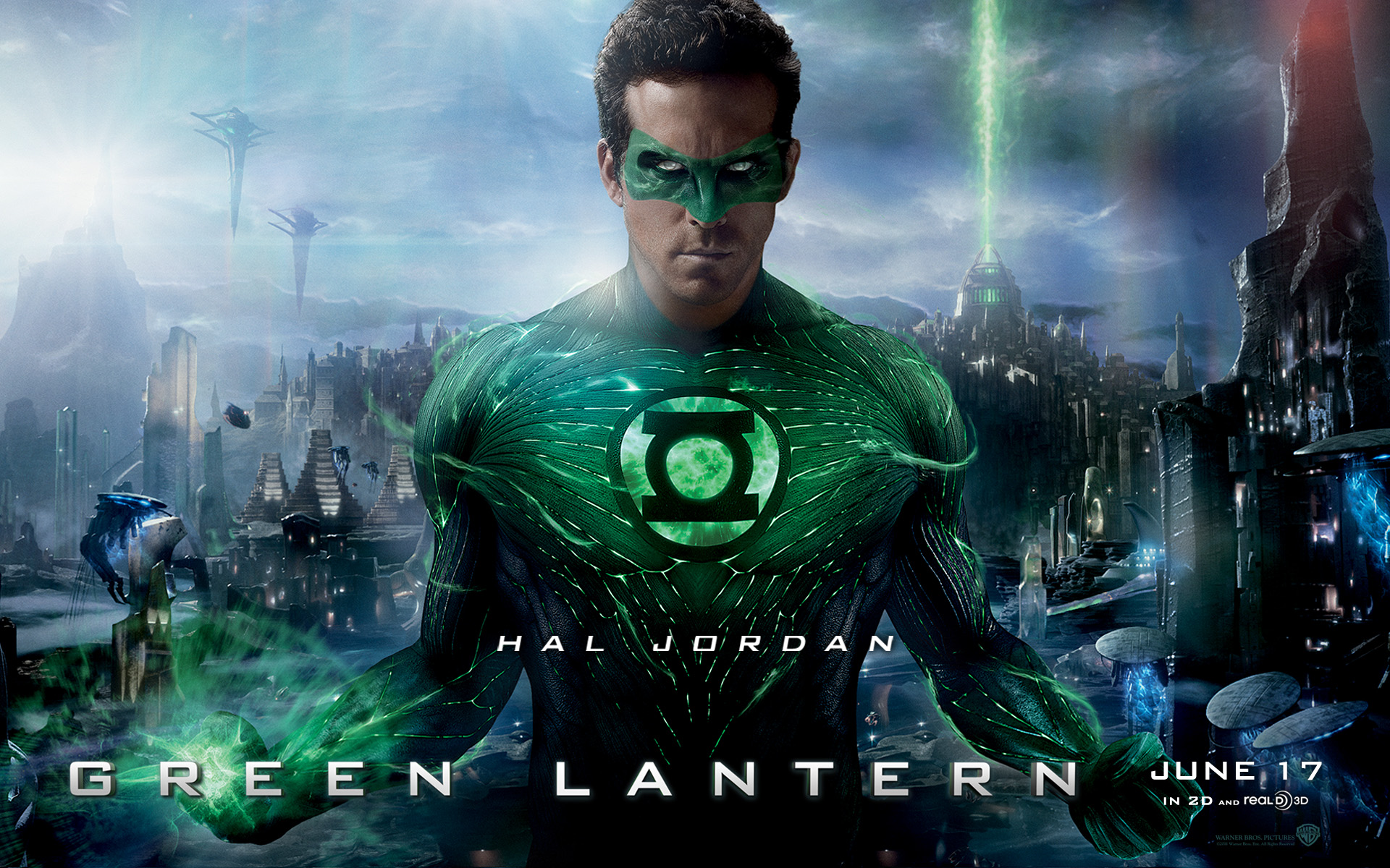 Green Lantern Official Wallpapers   Movie Wallpapers 1920x1200
