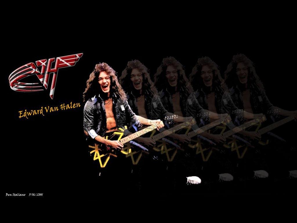 Van Halen Wallpaper HD 1024x768
