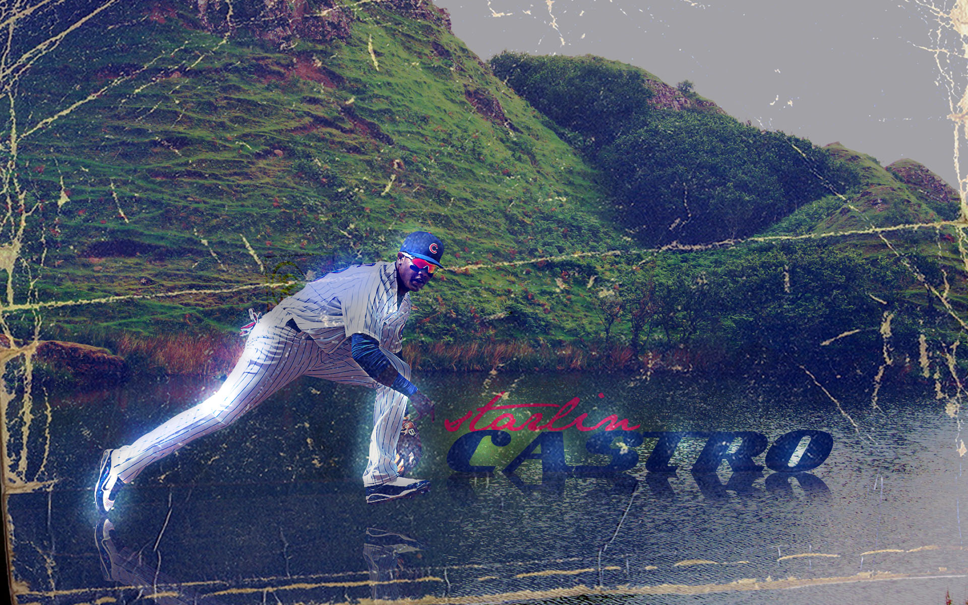 HD Chicago Cubs Backgrounds Wallpaper 1920x1200