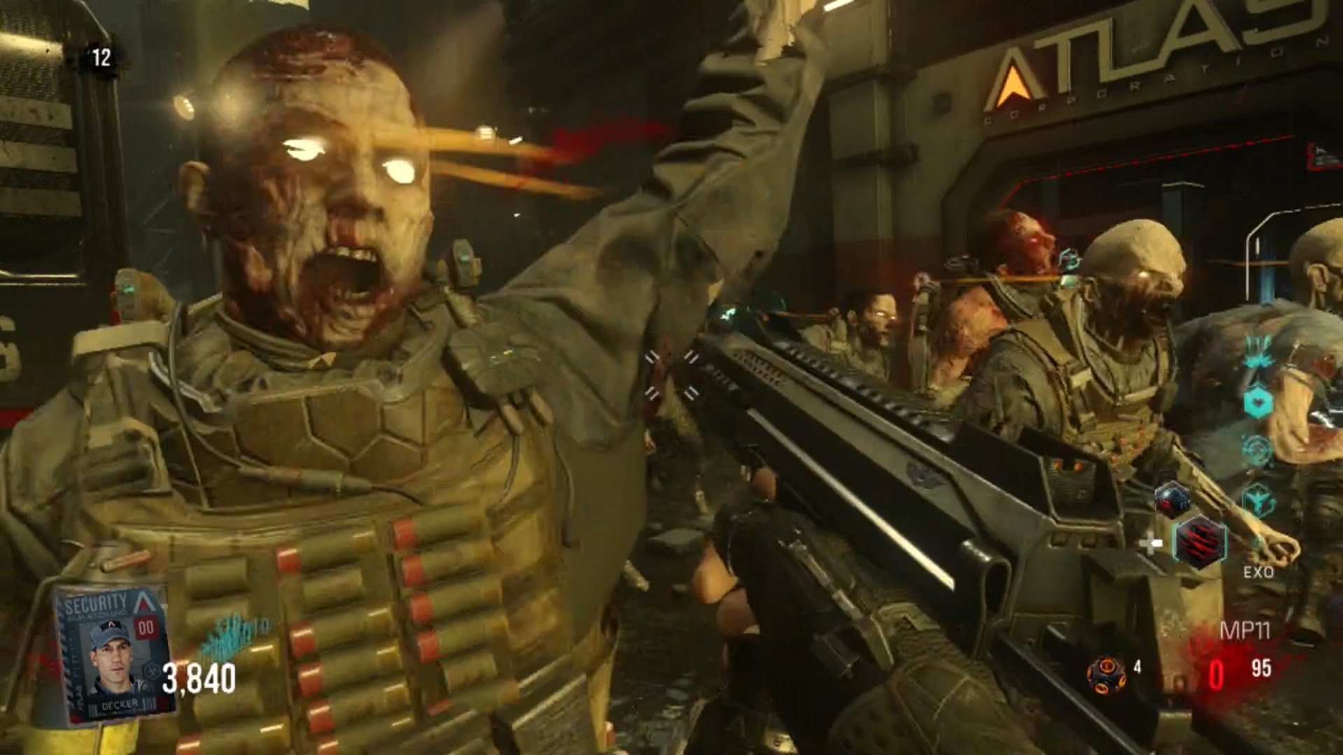 Call of Duty Advanced Warfare Unveils Exo Zombies Infection 1920x1080