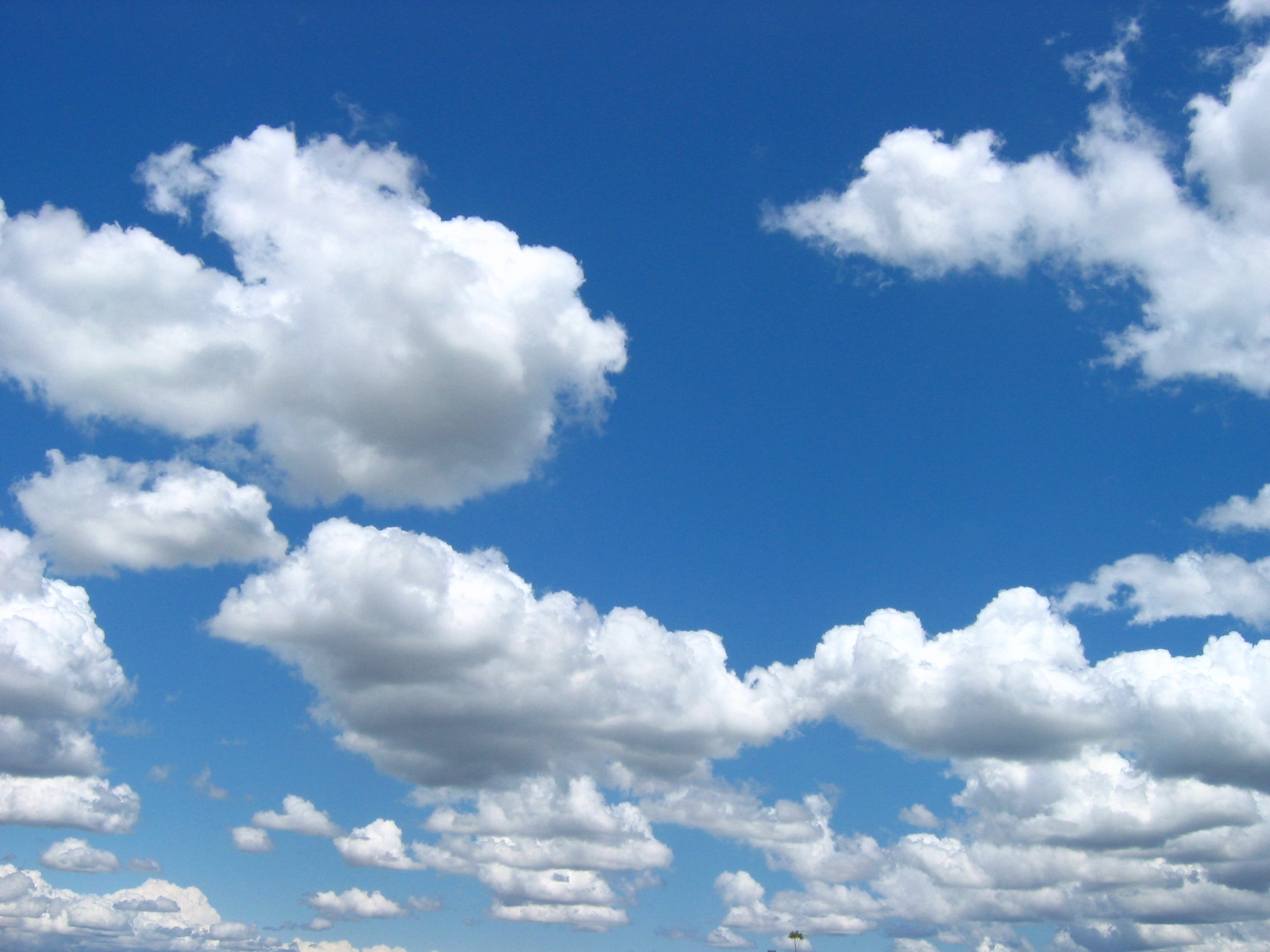 2272x1704px blue sky with clouds wallpaper - wallpapersafari