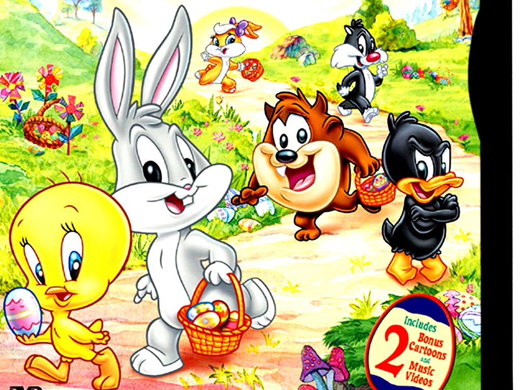 Looney Tunes Backgrounds 1024x768