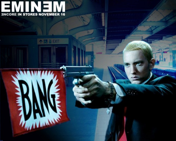 Eminem wallpaper Iphone ImageBankbiz 690x552