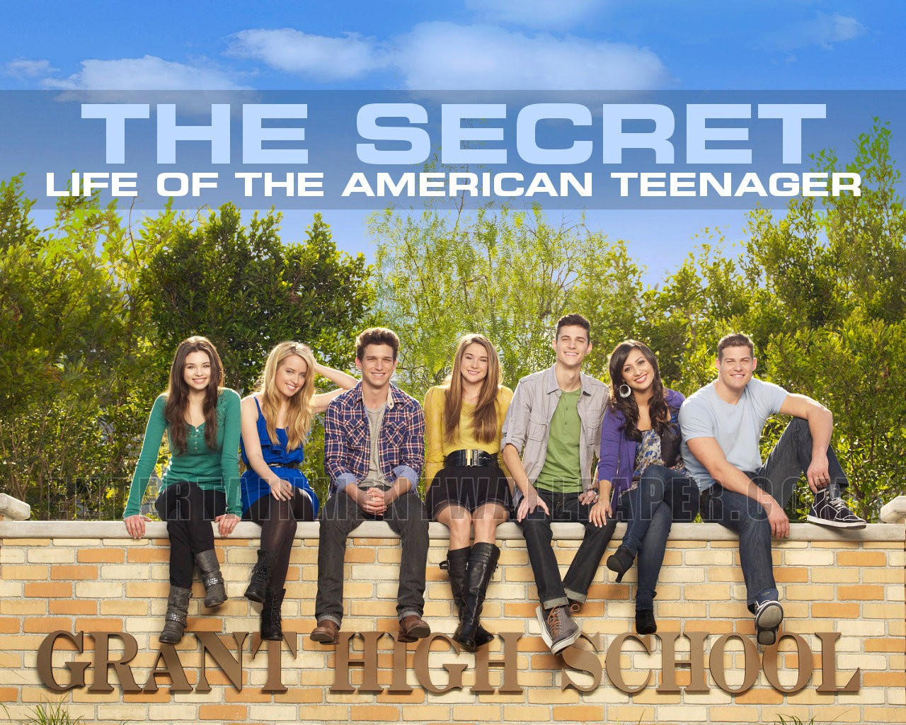 The Secret Life of the American Teenager Wallpaper   20031481 1280x1024