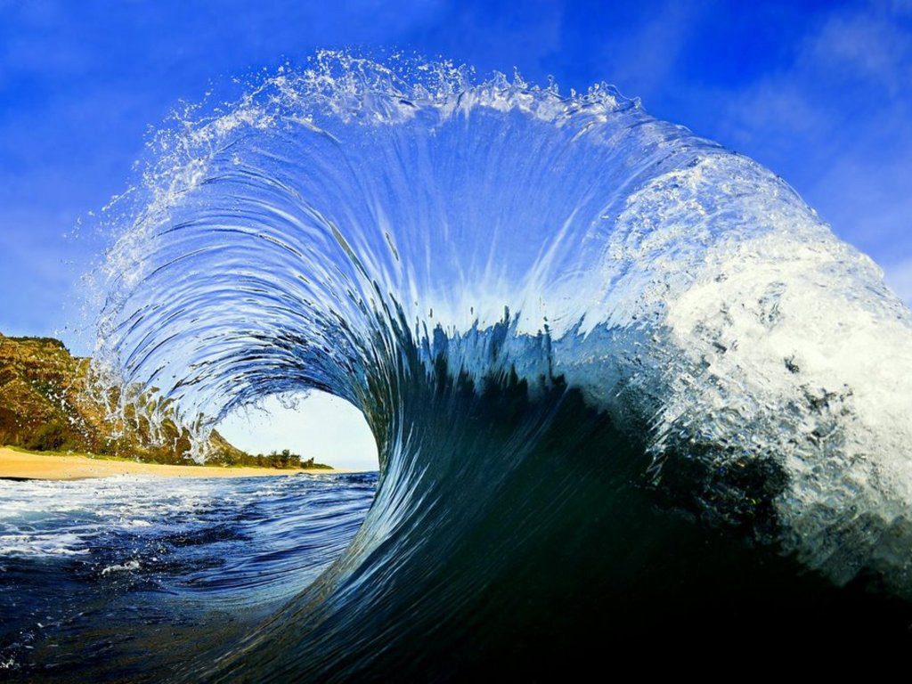 File Name 862889 HD Ocean Waves Wallpapers Download   862889 1024x768