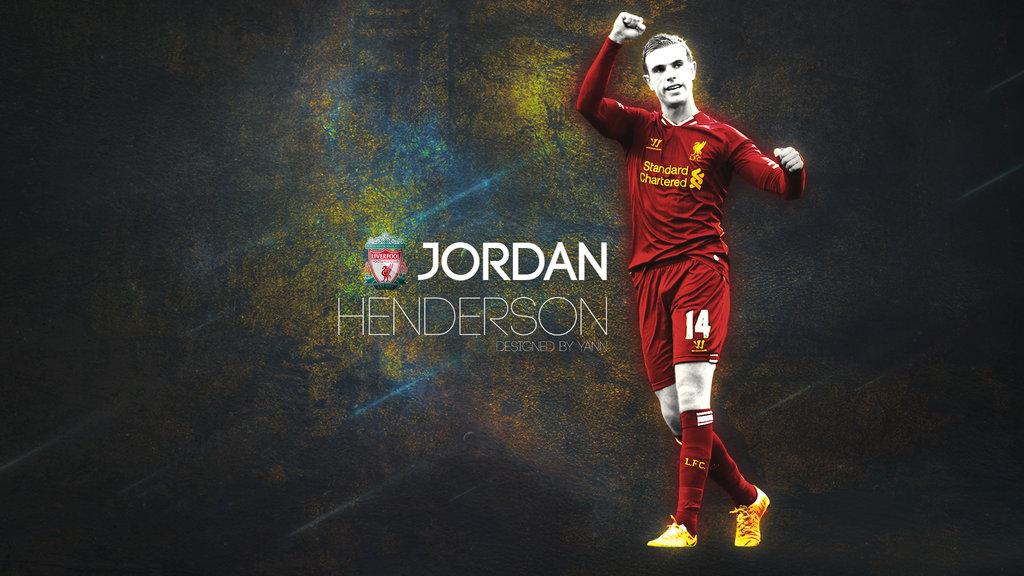 Jordan Henderson LFC Wallpaper HD by LYP252000 1024x576