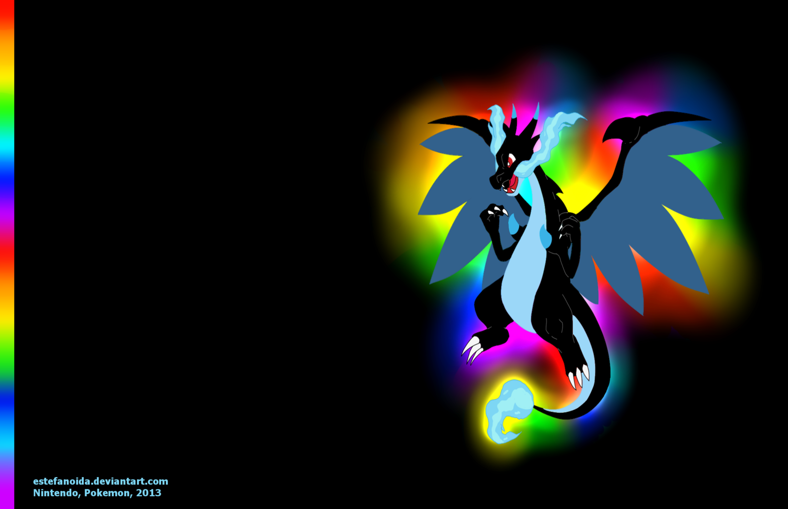 Mega Charizard x Wallpaper hd Related Post Mega Charizard x 1600x1034