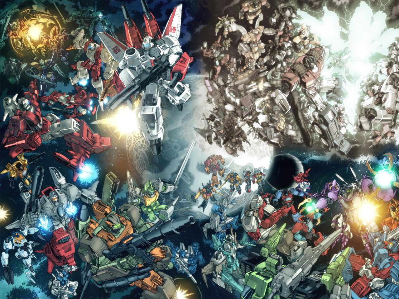 Classic Transformers 1280x960