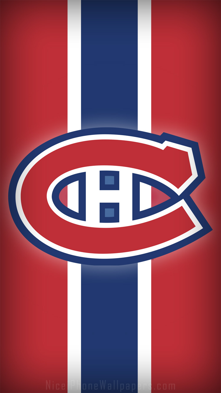 Montreal Canadiens wallpaper for iPhone 66 plus 750x1334
