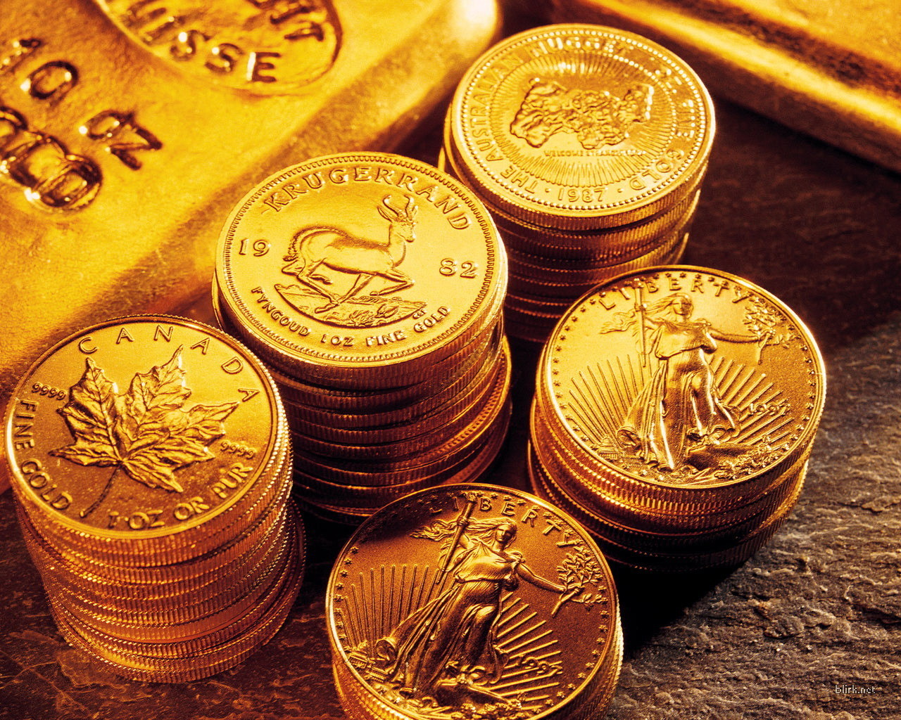 Wallpapers Gold Coins And Bullion Hd Wallpapers Gold   Gold 1280x1024