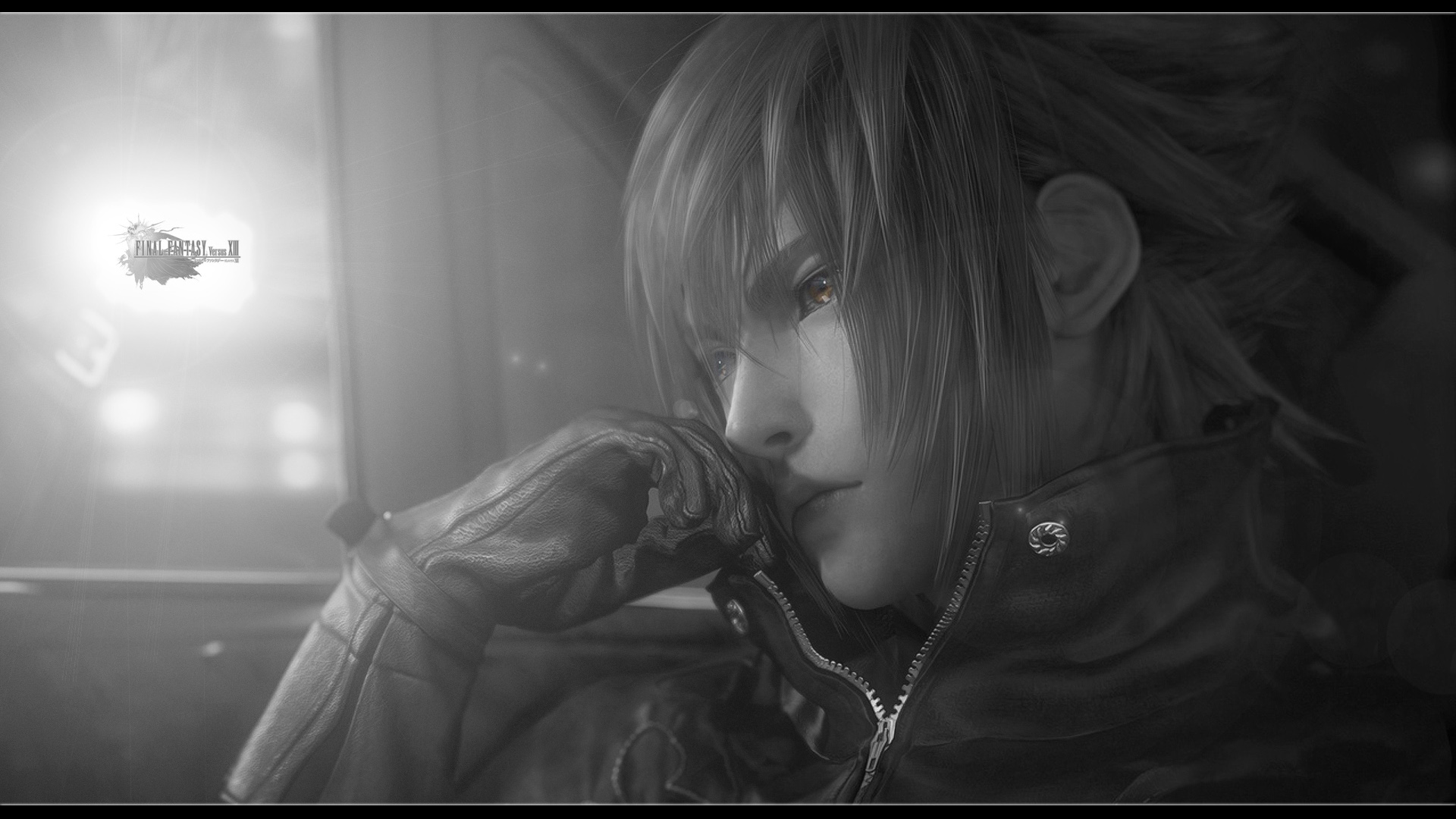 Final Fantasy Theme Ps3 Background Message Playstation Board Full HD 1920x1080
