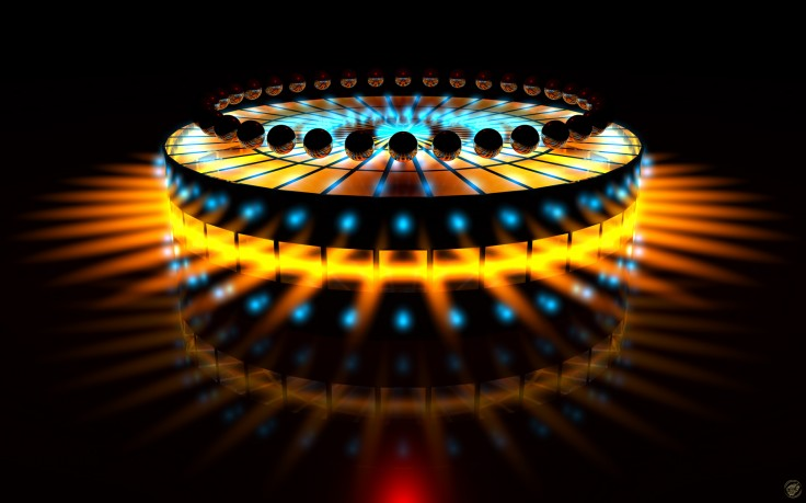 Abstract Led Lights HD Wallpaper Desktop Background 736x459