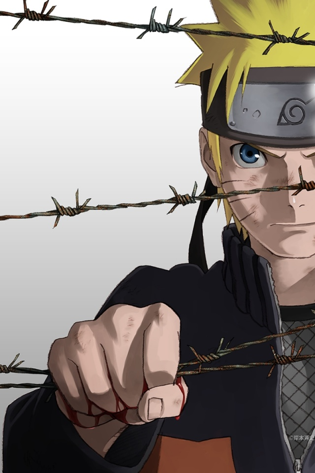 640x960 Naruto Iphone 4 wallpaper 640x960