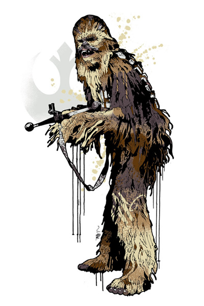 Star Wars Chewbacca Wallpaper Wallpapersafari