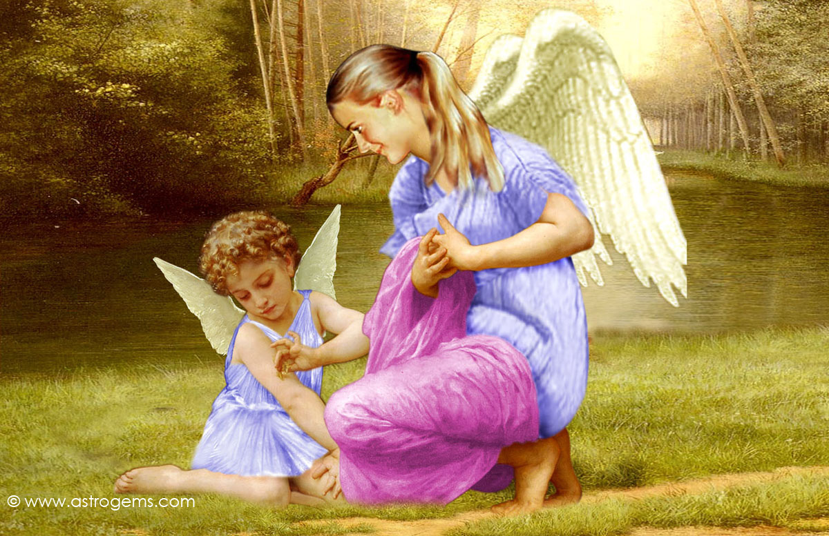 Angel Wallpaper 1200x777