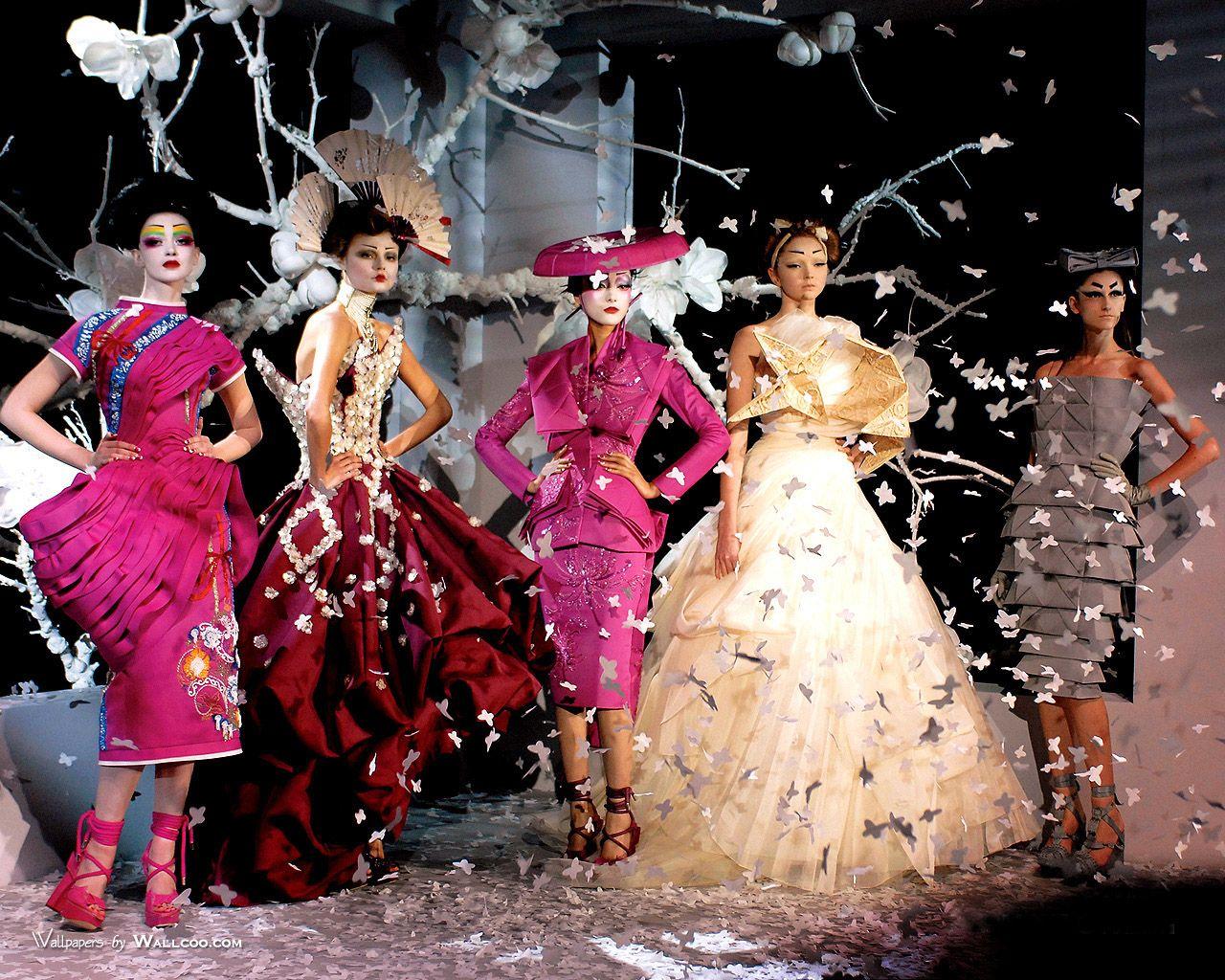 Fashion Wallpapers Wallpapersafari