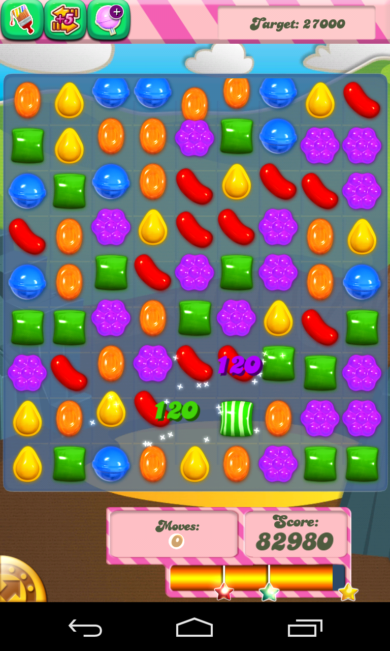 candy crush wallpaper