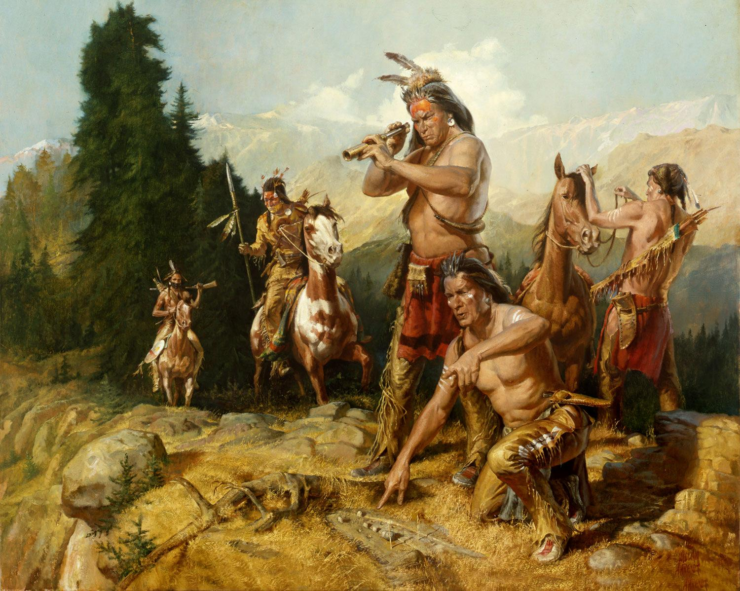 Native American Wallpapers 1481615 1500x1198