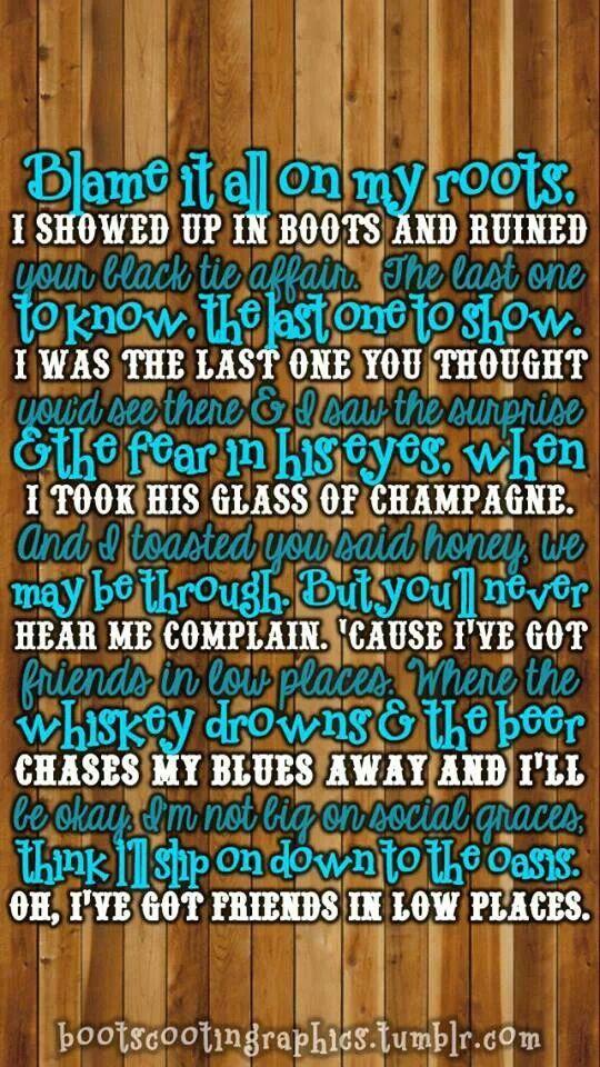 Songs Lyrics Country Music Music Lyrics Country Lyrics Garth 540x960