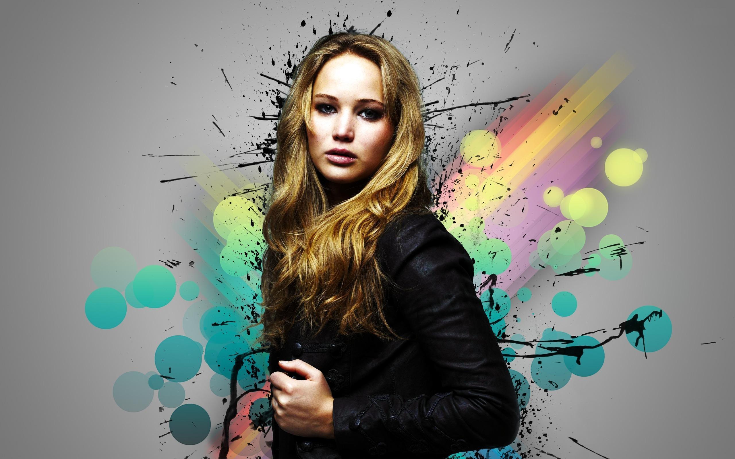 Download Jennifer Lawrence HD Wallpapers 2017 2560x1600