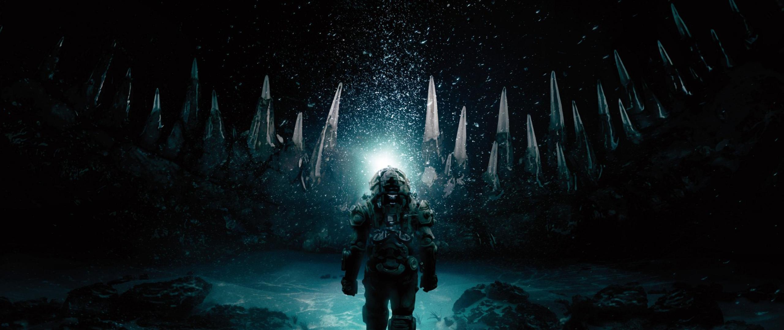 2560x1080 Underwater 2020 Movie 2560x1080 Resolution Wallpaper HD 2560x1080