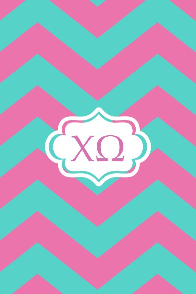 Chi omega iPhone background Simply Me Pinterest 640x960