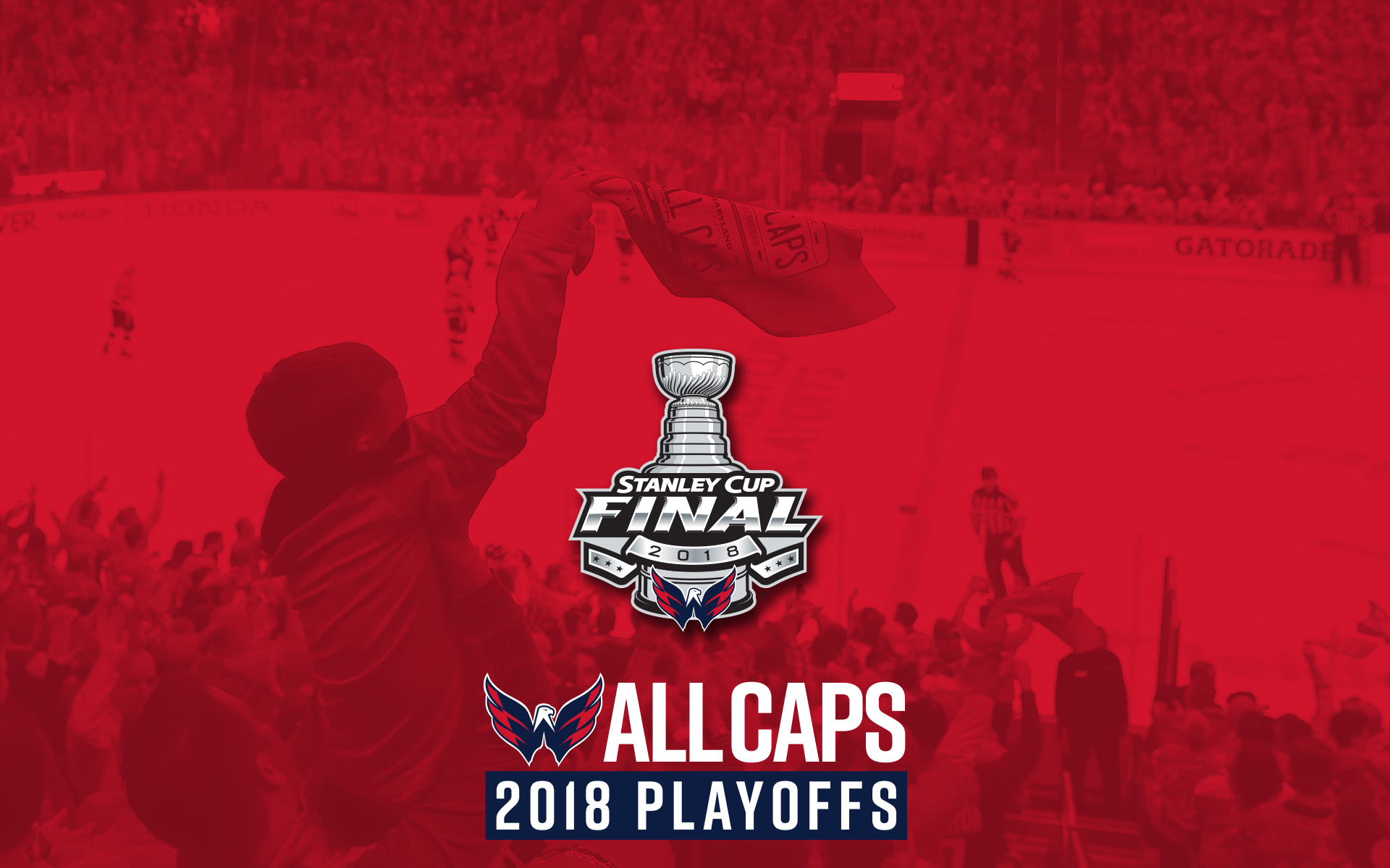 Playoff Hockey Digital Downloads Washington Capitals 1920x1200