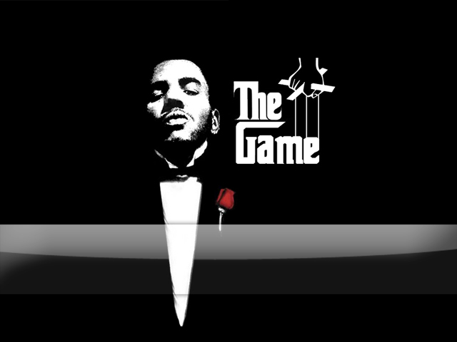 the game wallpaper rapperThe Game Godfather G1 Wallpapers G1Wallz 640x480
