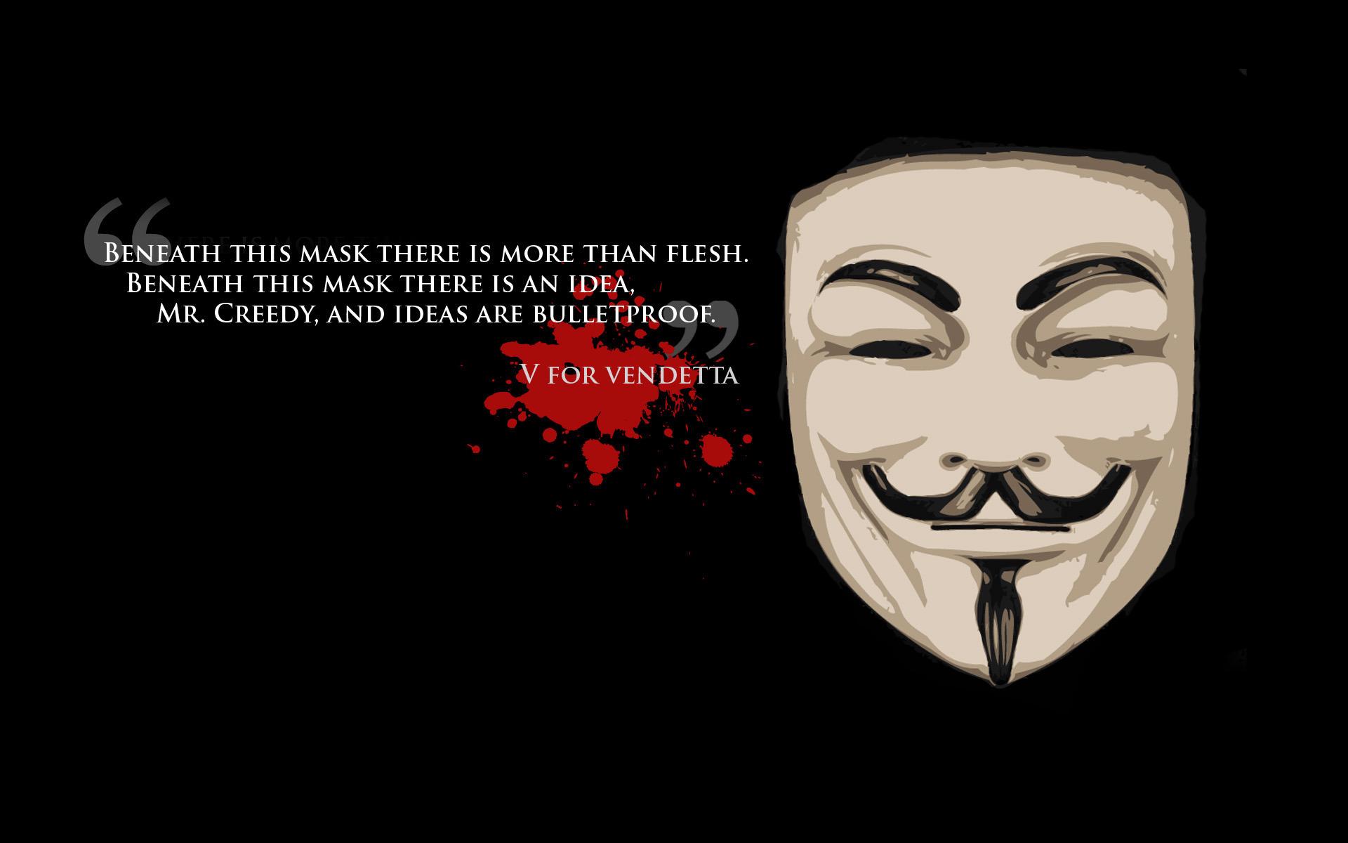 for Vendetta   V for Vendetta Wallpaper 27694420 1920x1200