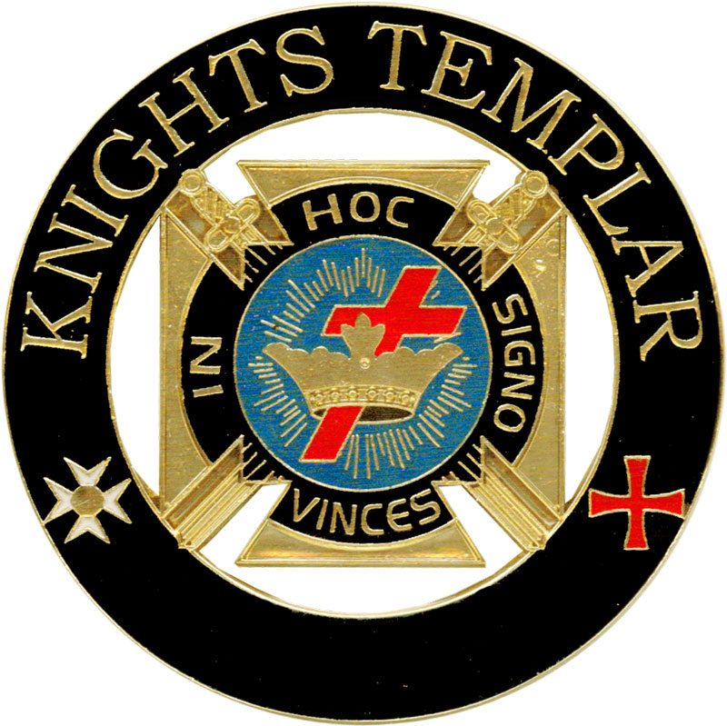 Free download AEC 55 KT Deluxe Cut Out Auto Emblem Knights