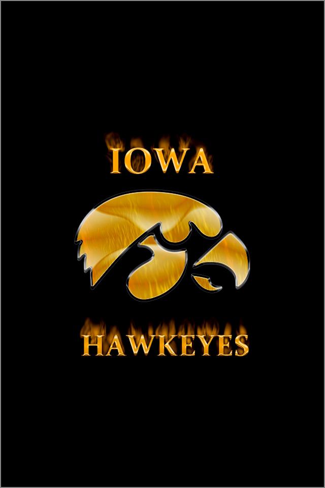 Hawkeyes iPhone Wall 2 by HellKatzX 640x960