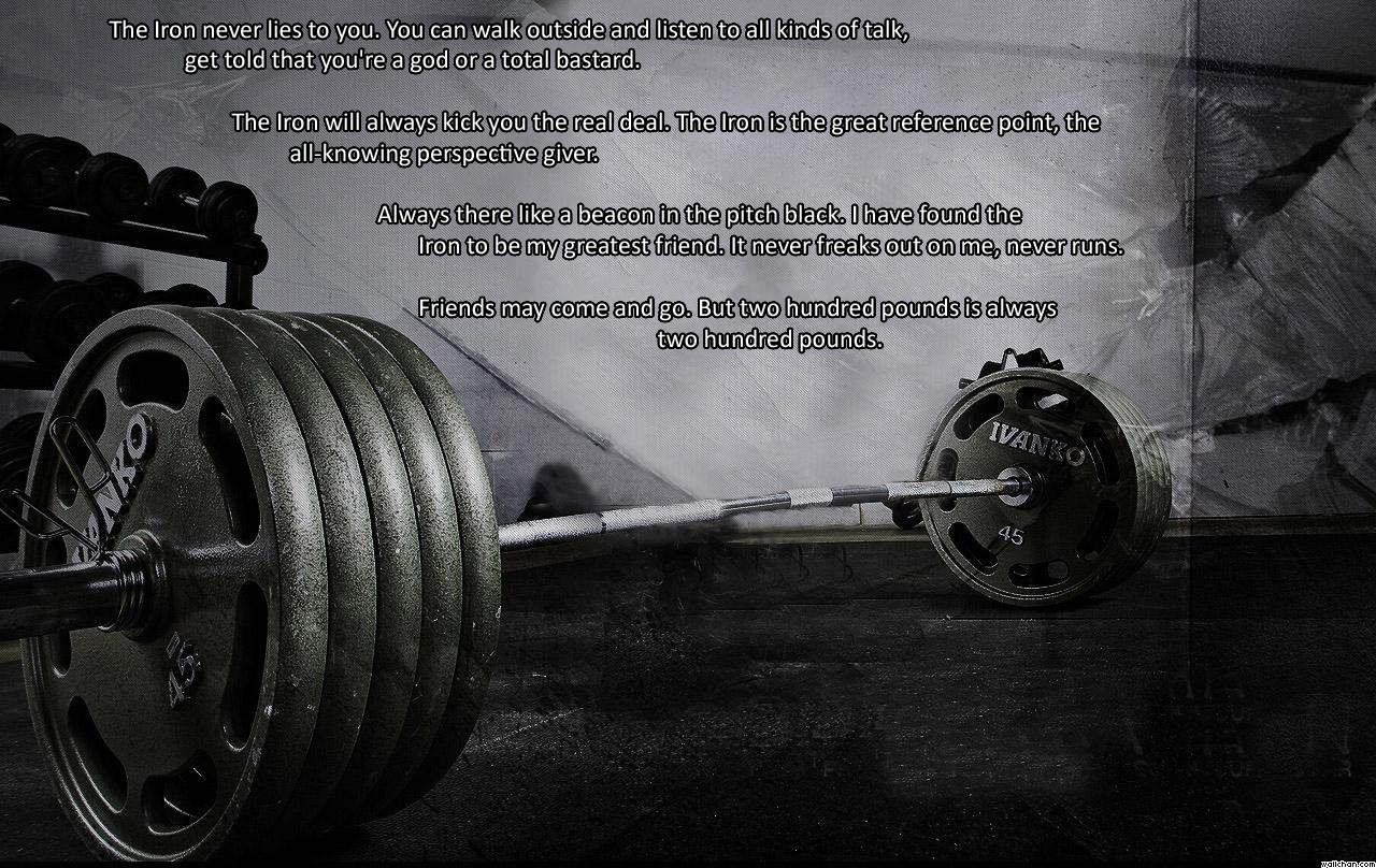 For your eyes only Amazing Gym motivational wallpapers 1280x808